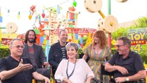 'Toy Story 4': Tom Hanks, Tim Allen and Co-Stars (Full Interview)