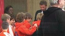 PHOTOS. David Beckham, Pamela Anderson, Matt Pokora… : les stars célèbrent la fête des pères