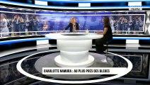 """Coupe du monde féminine de football : """"Il y a une saveur particulière"""" pour Charlotte Namura (Exclu vidéo)"""