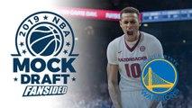 2019 NBA Mock Draft - Warriors select Daniel Gafford with No. 28 Pick