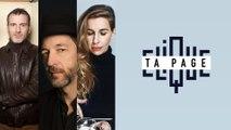 TA PAGE : L'art de la fugue selon Arthur H, Barbara Carlotti et Christophe Blain - CLIQUE TV