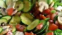 Vegetarian Linguine