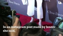 Caitlyn Jenner Appears To Shade Tristan Thompson