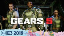 Gears Of War 5 Is Done Playing It Safe | E3 2019