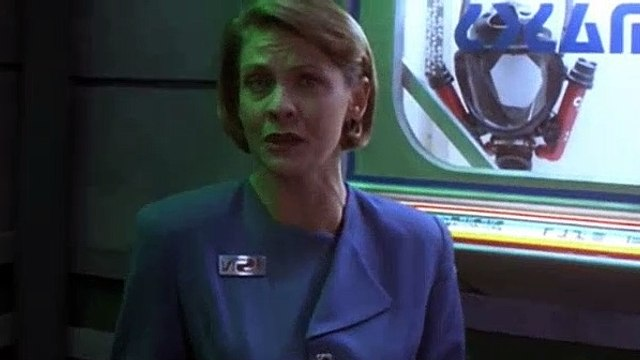 Babylon 5 Season 2 Episode 15 And Now for a Word