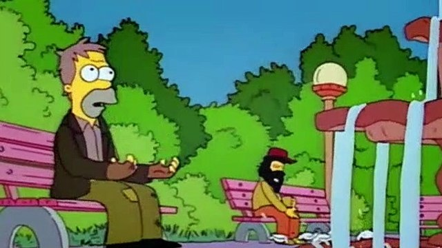 The Simpsons Season 3 Episode 24 - Brother Can You Spare Two Dimes