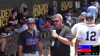 Logan Letney (TCU Baseball Commit) Interviewed During 2019 THSBCA All-Star Game
