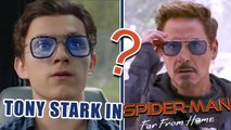 Spider-Man: Far From Home - Iron Man Cameo - Tom Holland 2019