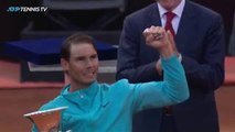Best Rafael Nadal Shots And Winning Moment | Rome 2019