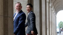 Hong Kong gay couple Angus Leung and Scott Adams recall fight for spousal rights and equality