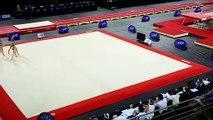 Trampoline, tumbling et gymnastique acrobatique aux Arènes de Metz: c'est haut et c'est beau!