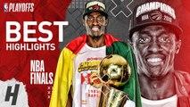 Pascal Siakam Full Series Highlights Raptors vs Warriors - 2019 NBA Finals