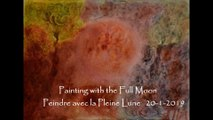 Creation - Full Moon      Création – Pleine Lune