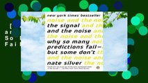 [GIFT IDEAS] The Signal and the Noise: Why So Many Predictions Fail--but Some Don't