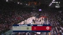 Lyon-Villeurbanne vs Monaco | Finales Jeep ELITE - Episode 1 - Tous les paniers