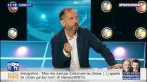 """""""On a le sentiment d'être traités de ploucs par Paris."""" Robert Ménard explique son soutien au mouvement des gilets jaunes"""