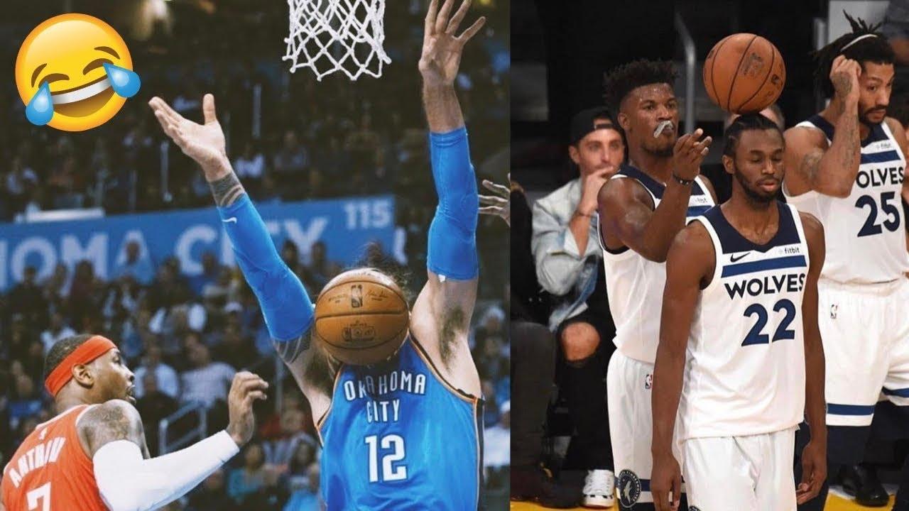 BEST FUNNY NBA BLOOPERS 2018/2019- PART 2