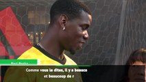 Manchester United : Paul Pogba lâche une bombe sur son avenir