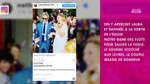 "Laura Smet mariée : Nathalie Baye est une maman ""extrêmement heureuse"""