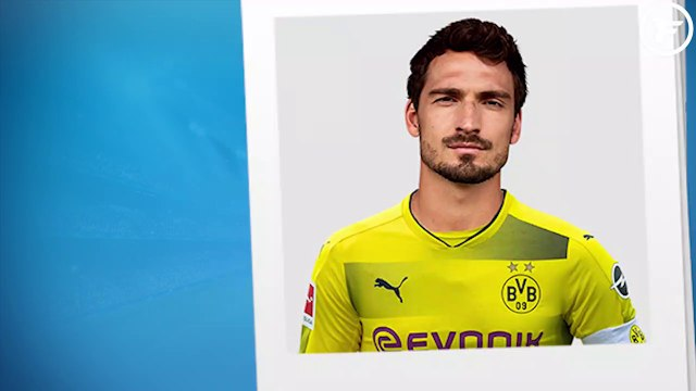 OFFICIEL : Mats Hummels signe au Borussia Dortmund
