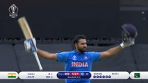 Rohit hits brilliant century for India