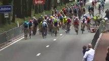 Cyclisme - Tour de Belgique - Bryan Coquard remporte la dernière étape, terrible chute lors du sprint
