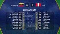 Resumen partido entre Venezuela y Perú Jornada 1 Copa América