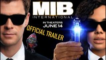 MEN IN BLACK: INTERNATIONAL - FIRST LOOK - Official Movie Trailer (2019) - Liam Neeson - sci-fi