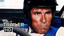 FORD V FERRARI Official Trailer (2019) Christian Bale, Matt Damon Movie HD