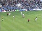 16/04/97 : Ousmane Dabo (45') : Rennes - Lyon (2-1)