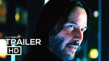 JOHN WICK 3 Official Trailer -2 (2019) Keanu Reeves, Action Movie HD