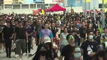 Hong Kong: nouvelle manifestation monstre