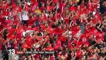 Rugby : vingtième titre de champion de France pour le Stade Toulousain