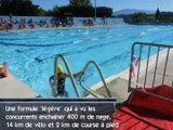 300 participants pour le triathlon de Carpentras
