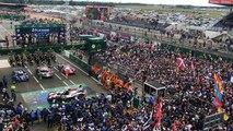 24 Heures du Mans. Le public salue la victoire de Toyota
