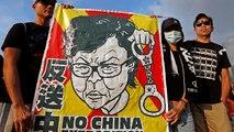 Hong Kong : nouvelle manifestation record