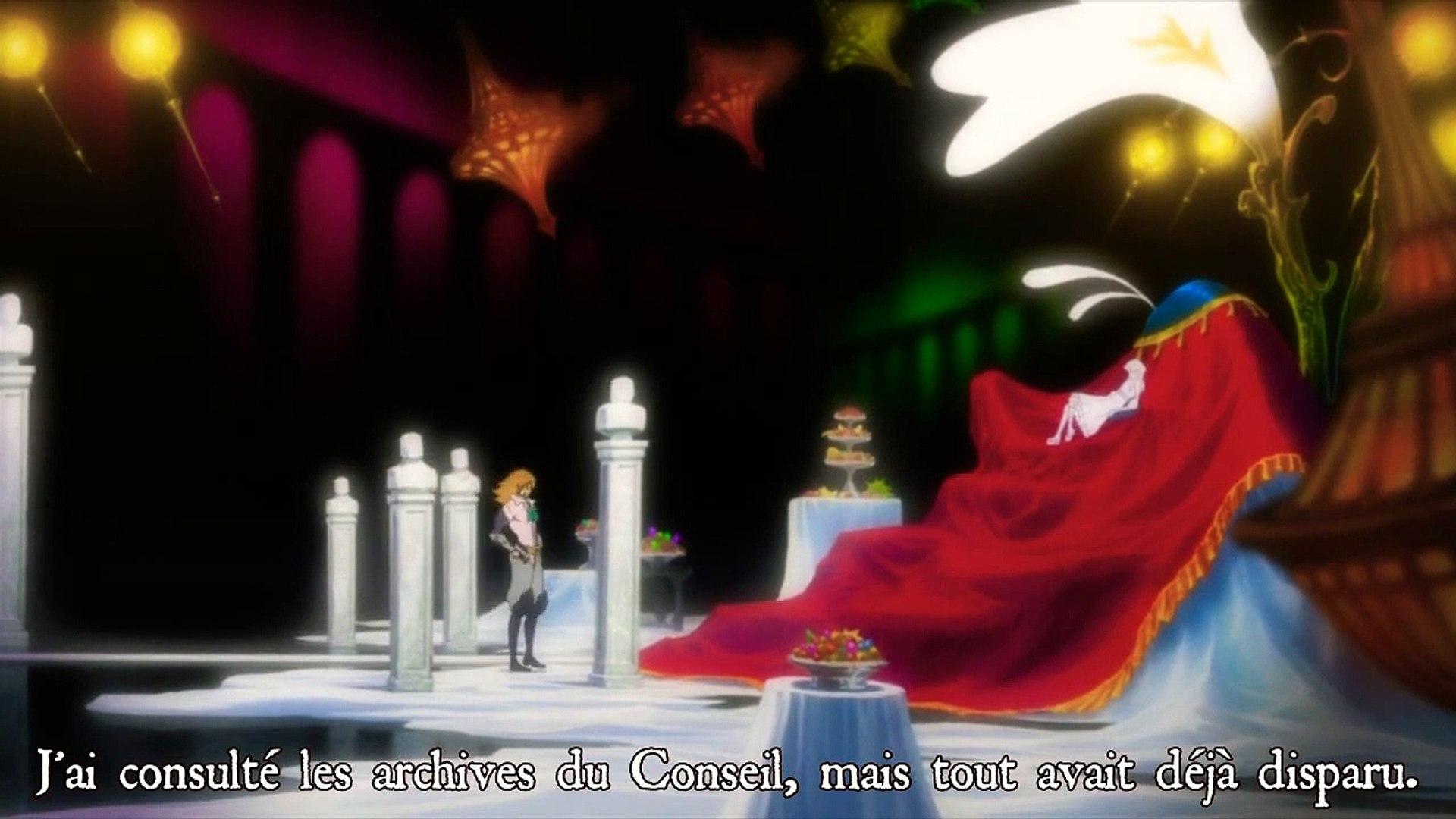 Garo Honoo No Kokuin Garo The Animation Episode 2 Vostfr