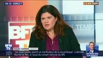 """Pour Raquel Garrido, l'immigration doit être organisée """"selon des règles rationnelles"""""""