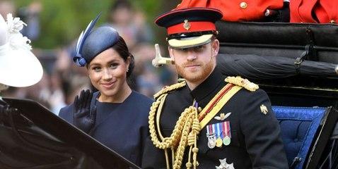 الأمير هاري يتعامل مع ميغان ماركل بطريقة سيئة