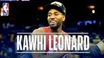 Best Plays From Finals MVP Kawhi Leonard - 2019 NBA Finals