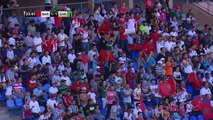 Morocco lose their Africa Cup of Nations warm-up game 3-2 against Zambia
