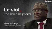 """Denis Mukwege : """"Il faut se battre du bon côté, celui des femmes"""""""