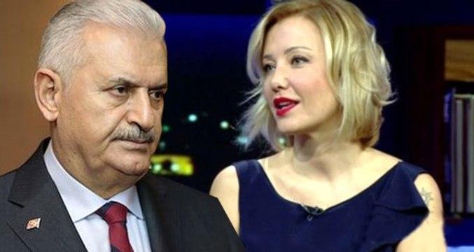 Berna Laçin, Binali Yıldırım göndermesiyle sosyal medyada gündem oldu!