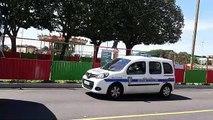 Trambus dépanné lundi après midi en plein coeur de Bayonne