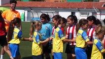 1r Torneo C.D.Can Parellada Benjamín Femenino Can Parellada-Fontsanta 2018-19