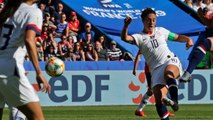 Carli Lloyd Scores Crazy Goal In Match Against Chile