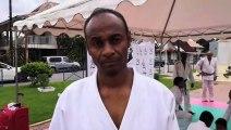 Interview président ligue de judo Guyane