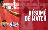 Playoffs d'accession - finale aller : Orléans vs Rouen