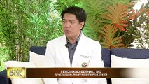 Dr. Ferdinand Bernal tells who are more prone to cervical fracture | Salamat Dok