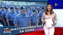 PNP, naghahanda na sa SONA ni Pangulong #Duterte